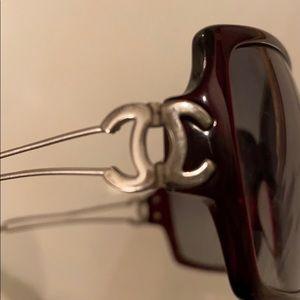 CHANEL Accessories - 💯 CHANEL SUN GLASSES